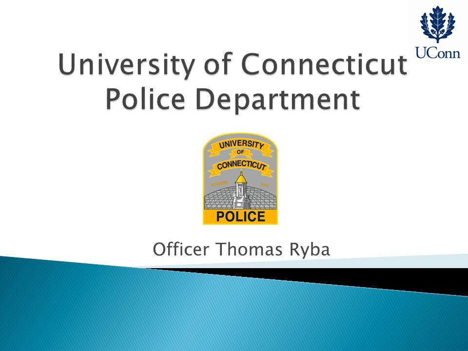 Officer Thomas Ryba