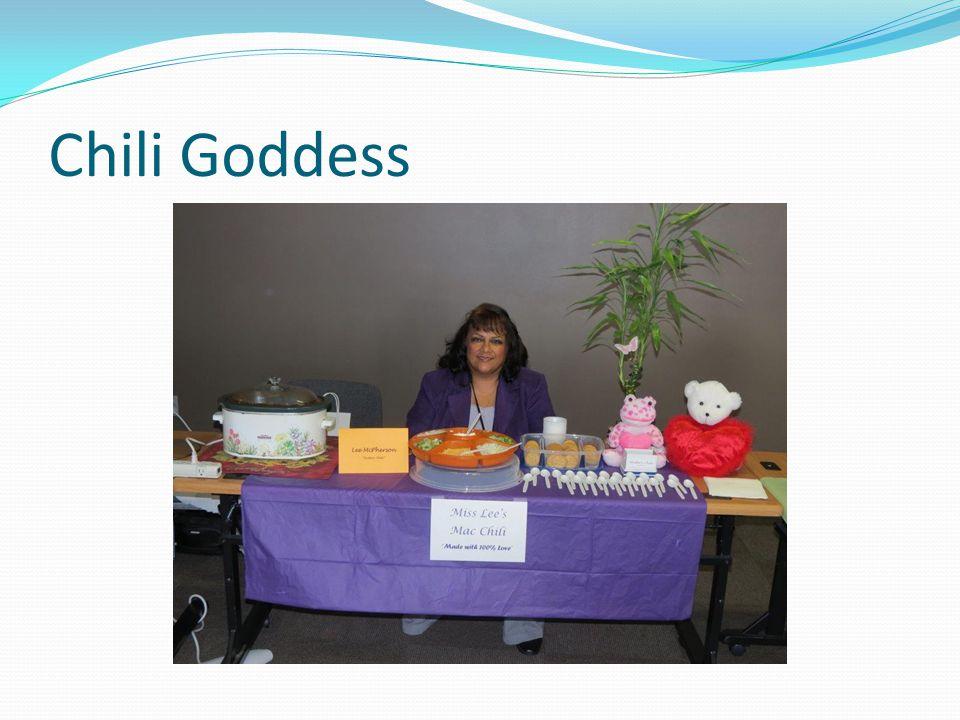 Chili Goddess