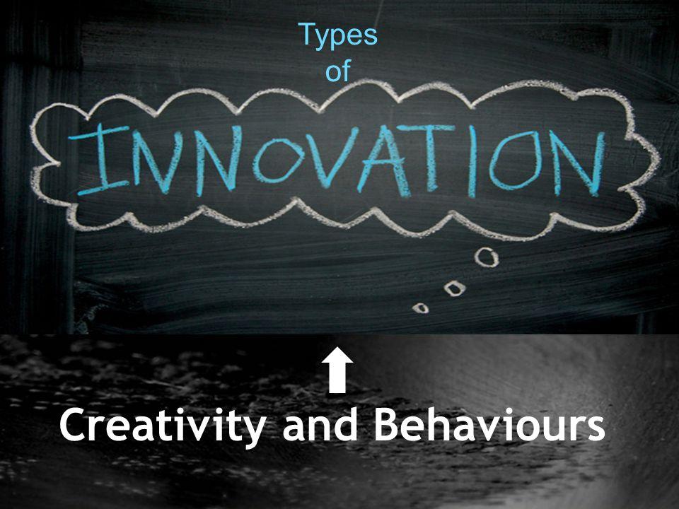 Ideator qualities Ideators are...