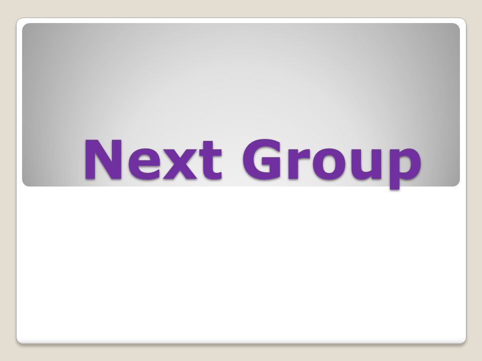 Next Group Next Group