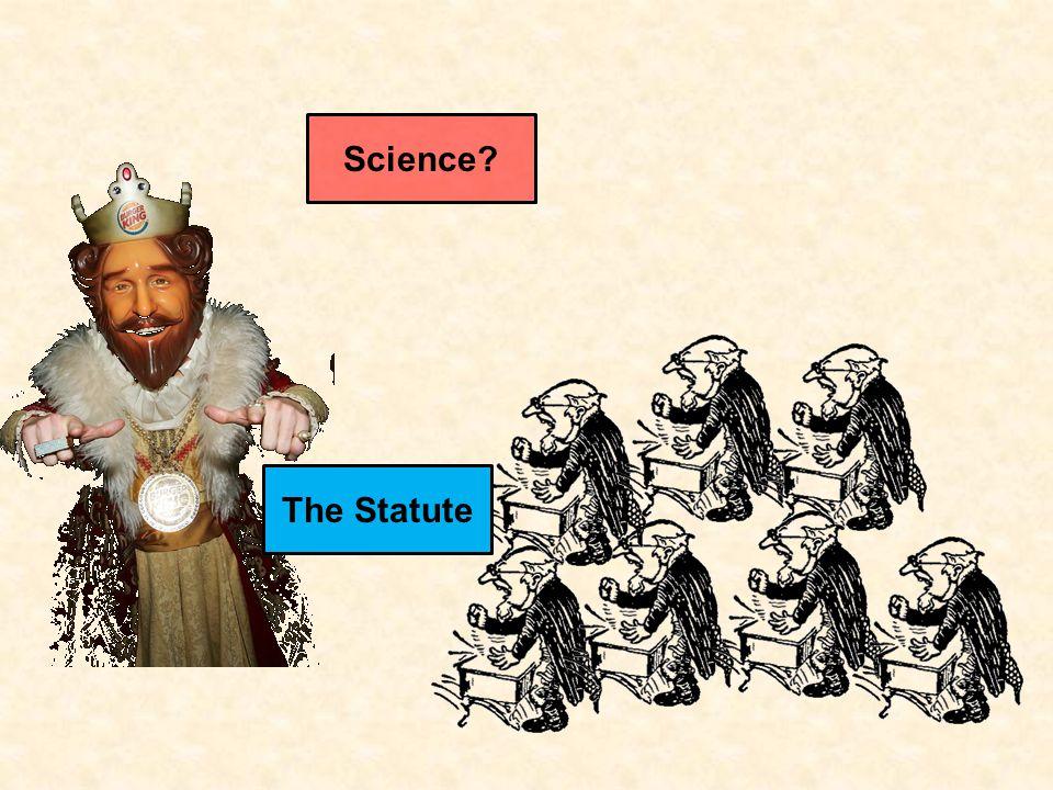 The Statute Correct Reasoning