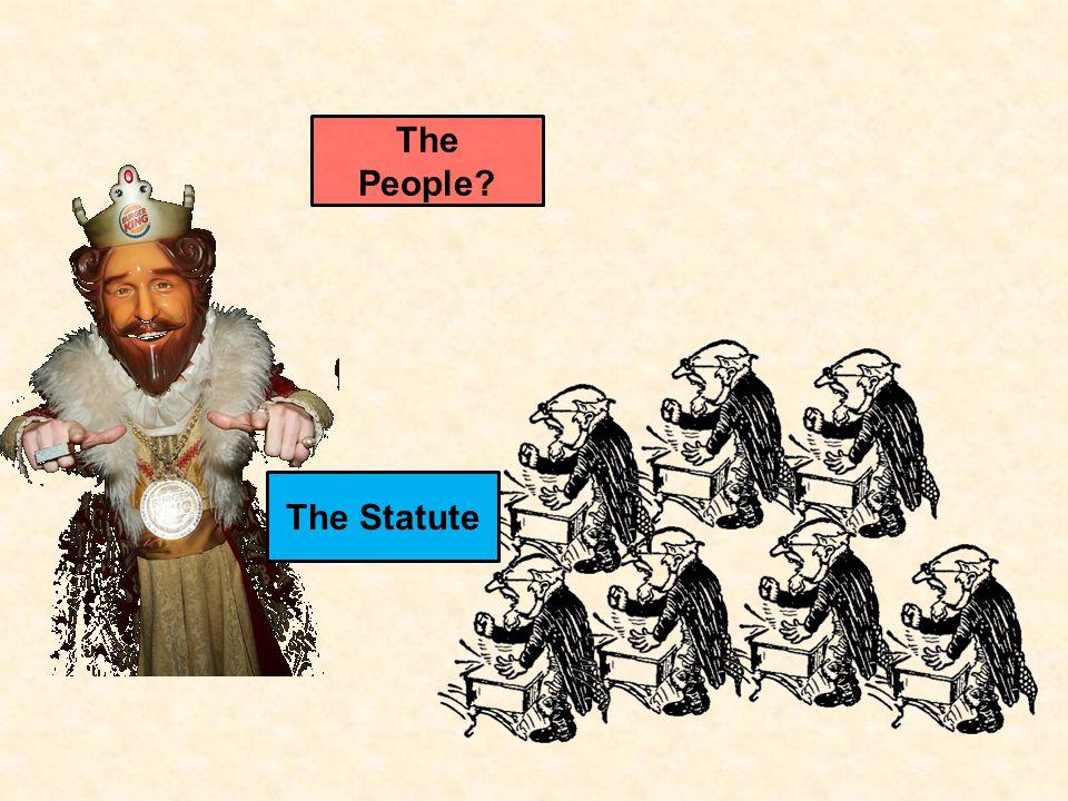 The Statute Science