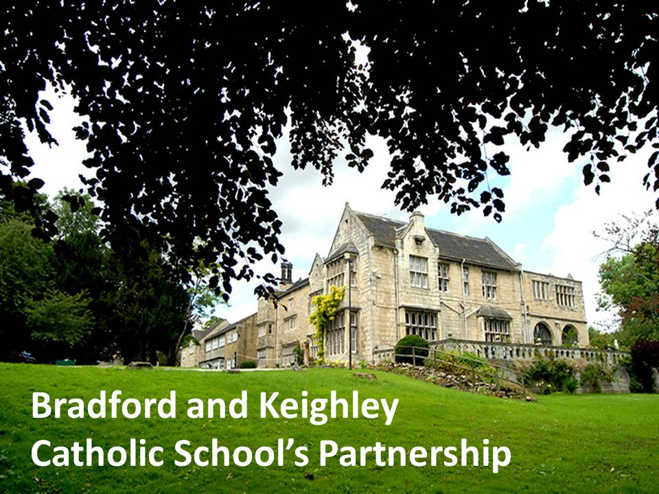 Bradford and Keighley Catholic School's Partnership