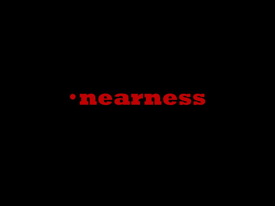 nearness