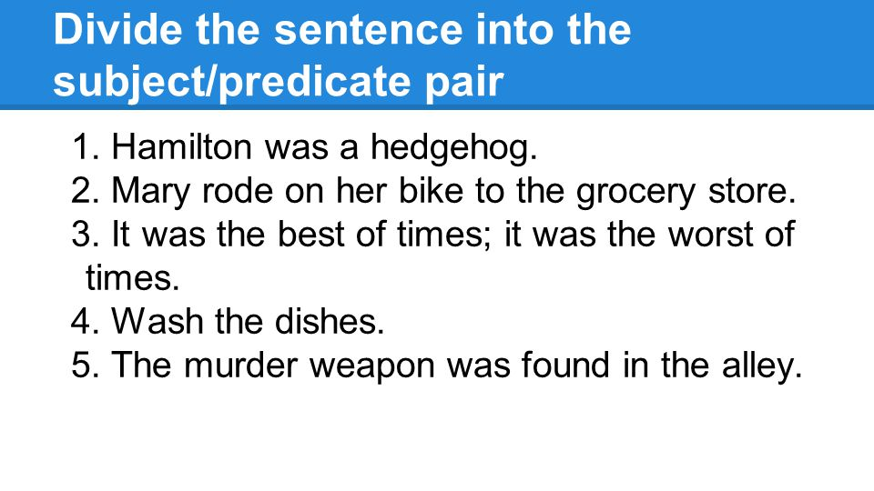 Why.A fragment is when the sentence is missing a subject or a predicate.