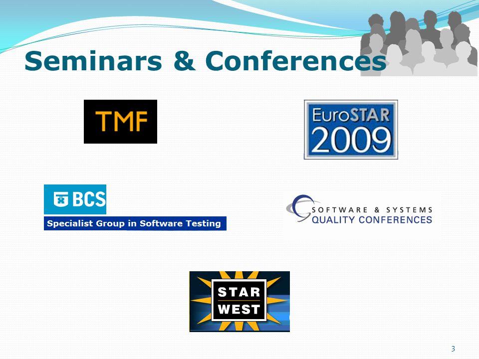 Seminars & Conferences 3