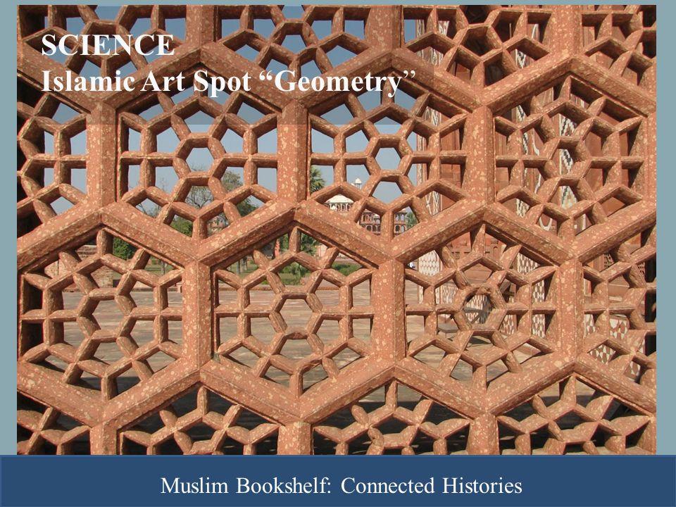 "SCIENCE Islamic Art Spot ""Geometry"" Muslim Bookshelf: Connected Histories"