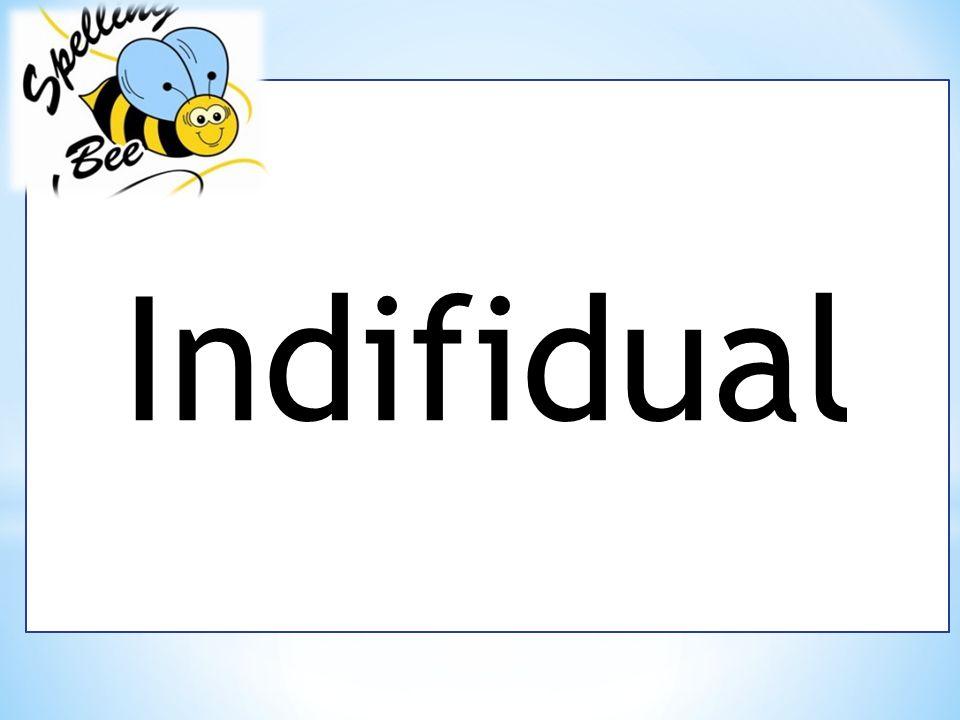 Indifidual
