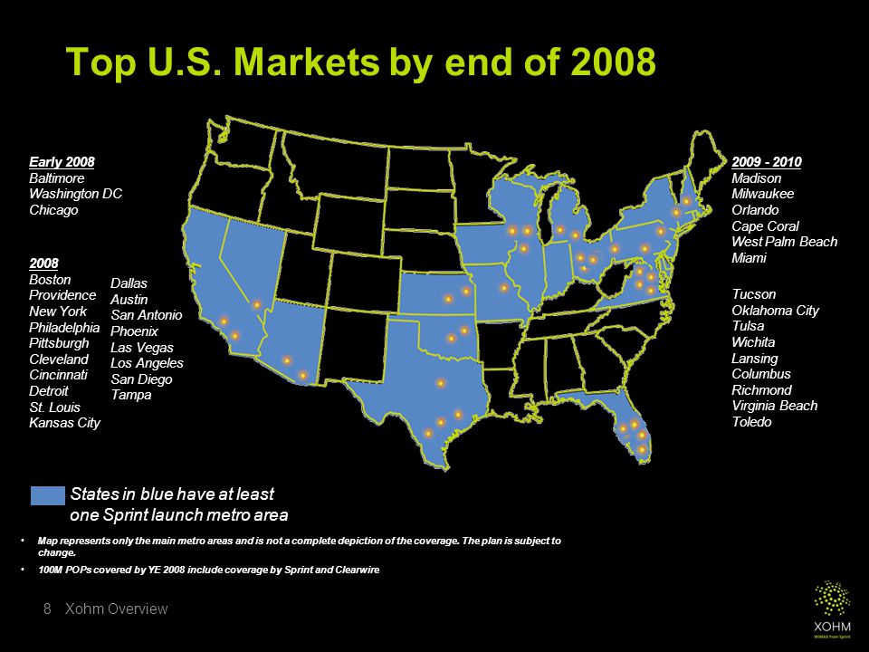 Xohm Overview8 Top U.S.