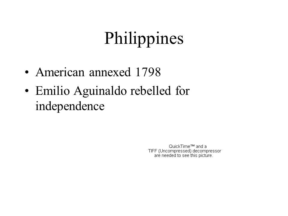 Philippines U.S.