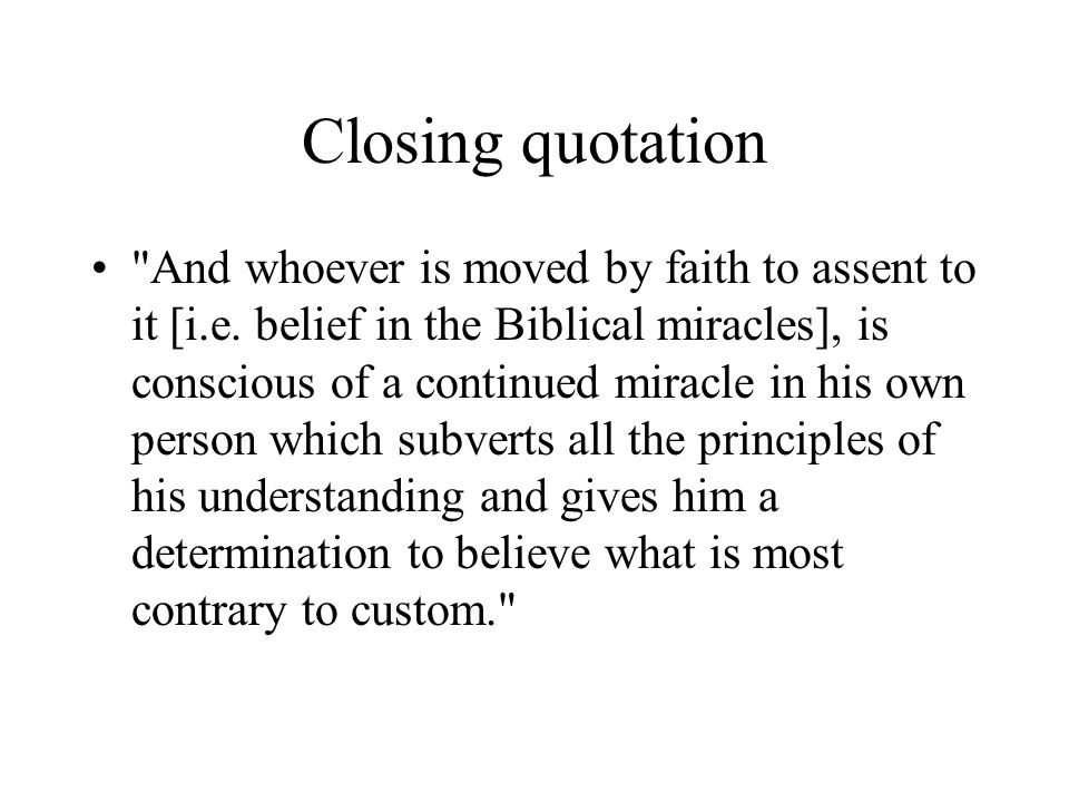 Section F.The Design Argument for God's Existence 1.