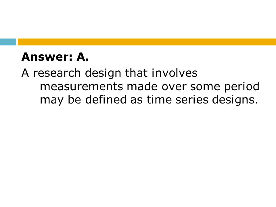 Answer: A.