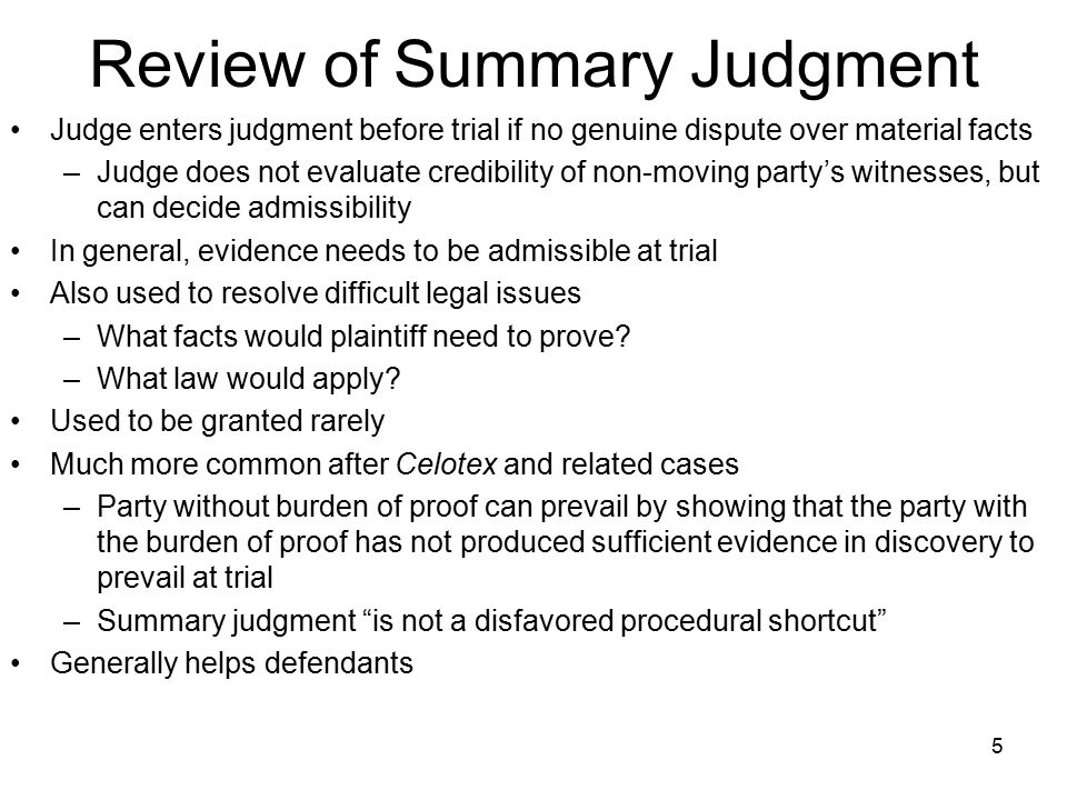 6 Review of Discovery & Sanctions in A Civil Action Lots of discovery Lots of non-discovery factual investigation Both sides broke rules and agreements for strategic purposes –Schlichtmann asked irrelevant questions to turn Al Love –Facher and Cheeseman broke gentleman's agreement about deposition of experts –Neither side sanctioned But Woodshed seems to have been turning point in case Most important thing you can get (or lose) is judge's respect Boston legal culture has changed since early 1980s
