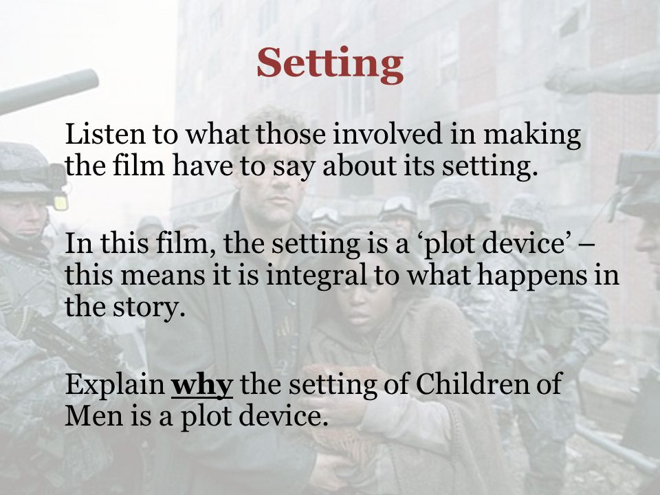 Opening Sequence A sequence is a series of scenes which form a distinct narrative unit (usually scenes which are connected by location or time).