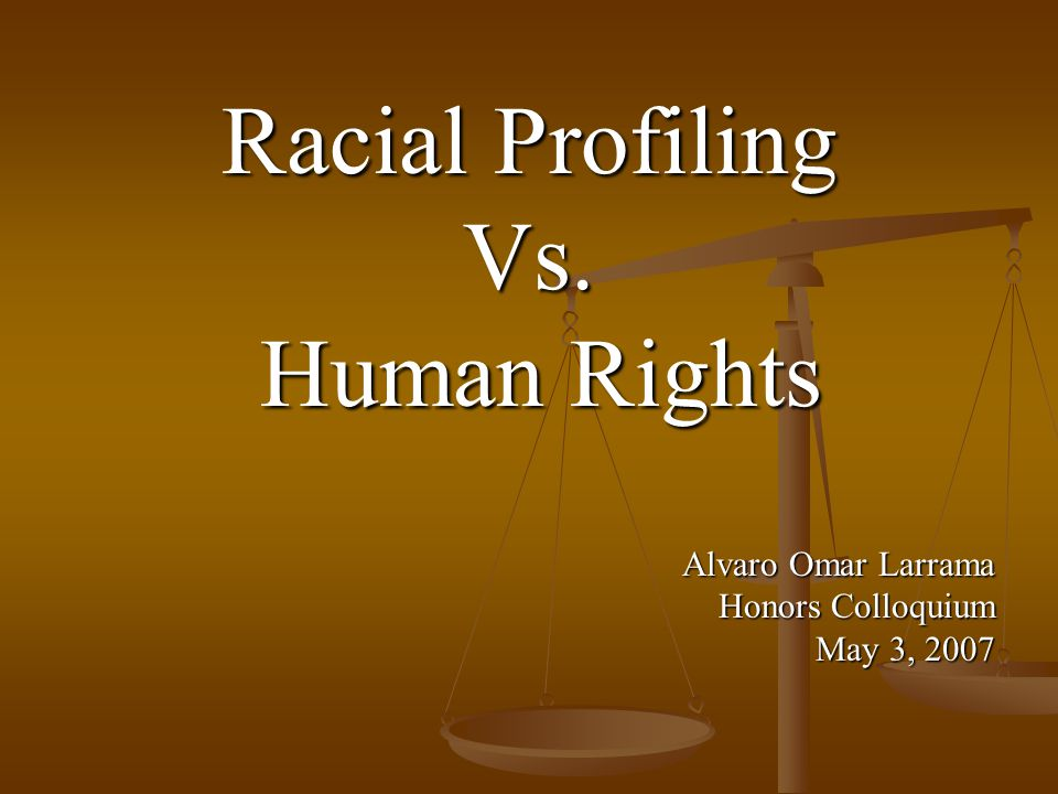 effects of racial profiling essay Need writing essay about racial profiling buy your personal essay and have a+ grades or get access to database of 108 racial profiling essays samples.
