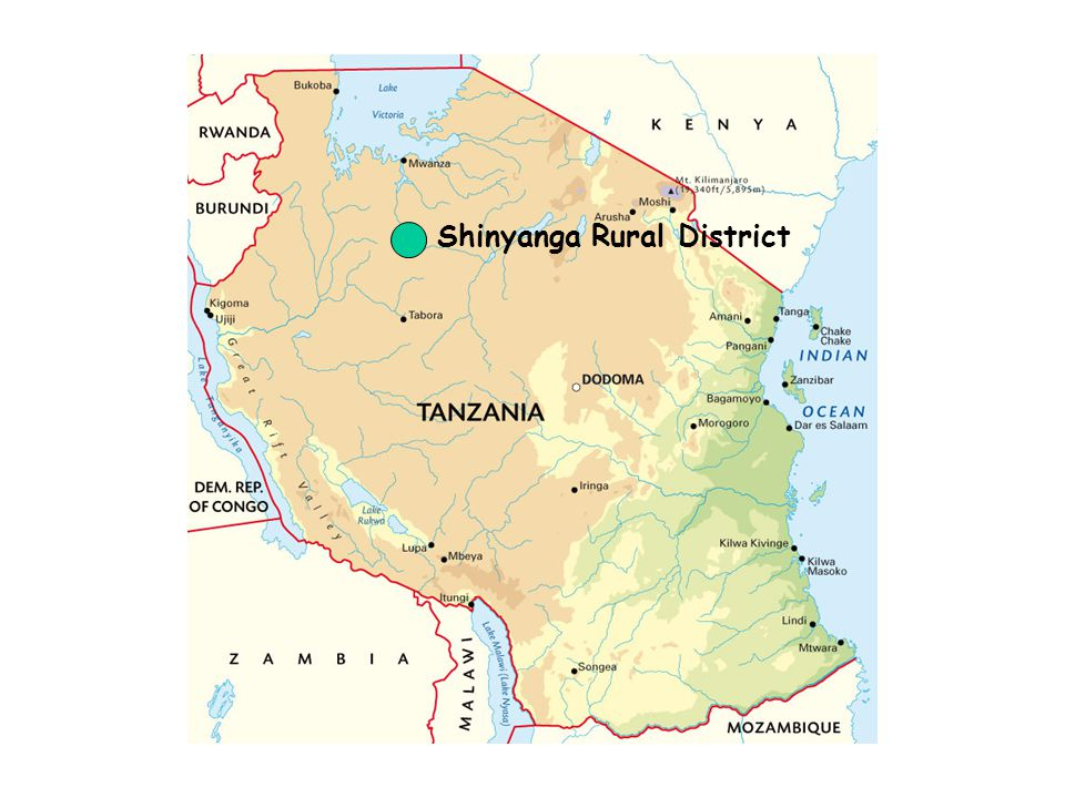 Shinyanga Rural District