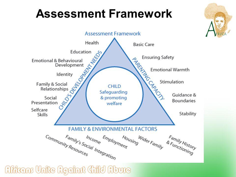 AFRUCA DVD Assessment Framework