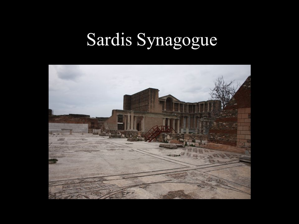 Sardis Synagogue