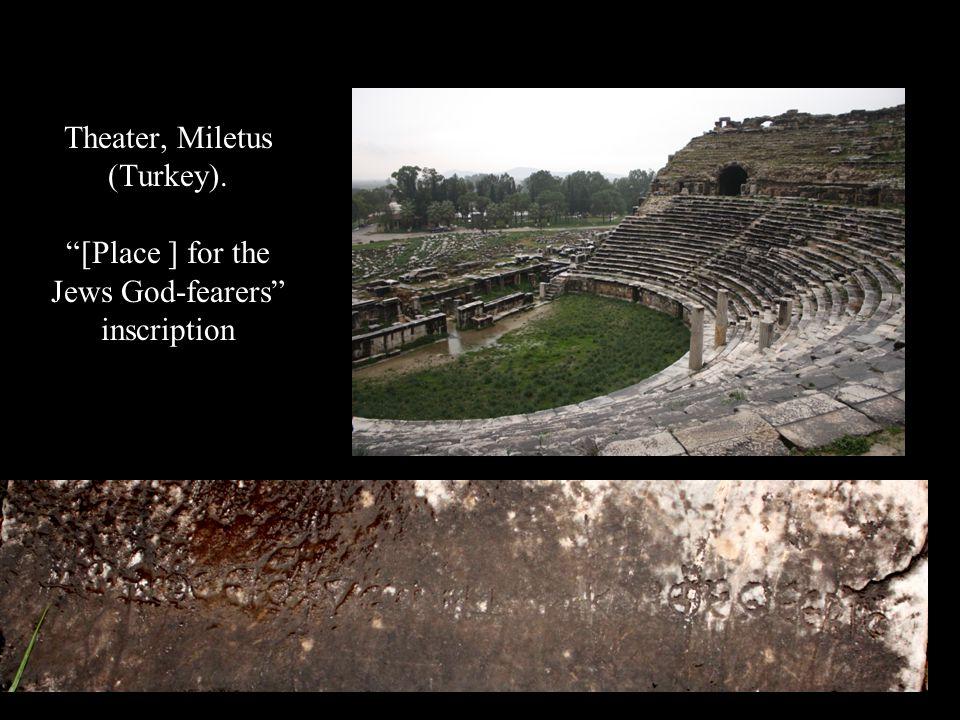 Roman Houses. Ephesus.