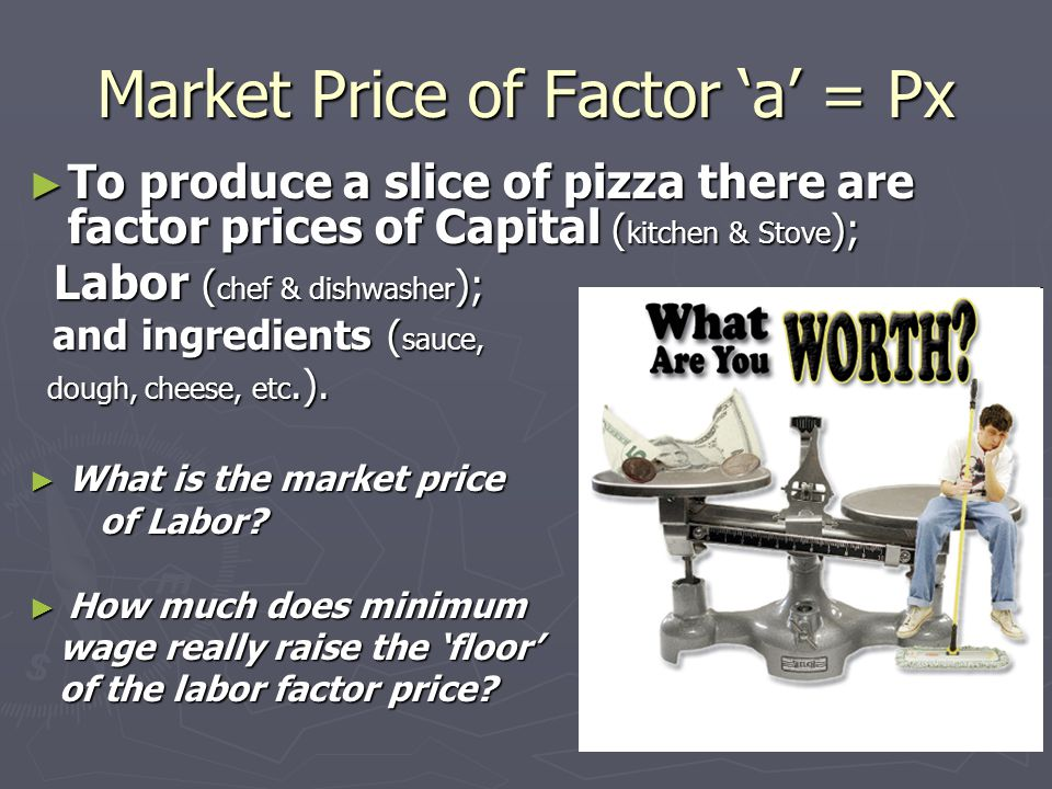 How do we know the equation holds for 'Ends' or CONSUMPTION More Pizza or more Beer.