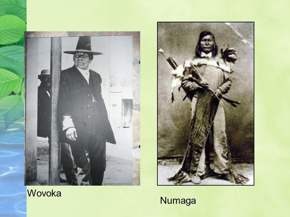 Wovoka Numaga