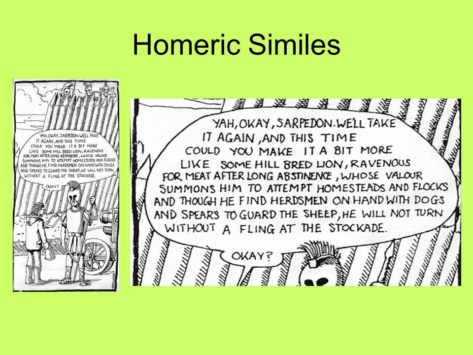 Homeric Similes