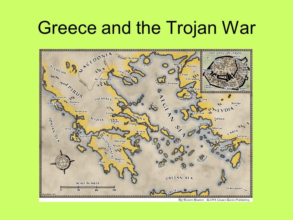 Greece and the Trojan War