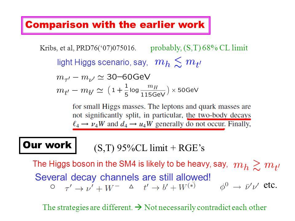 Kribs, et al, PRD76('07)075016.