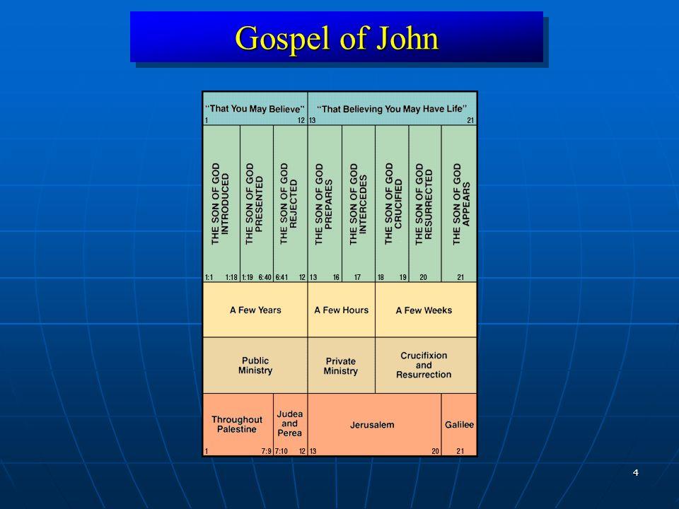 4 Gospel of John