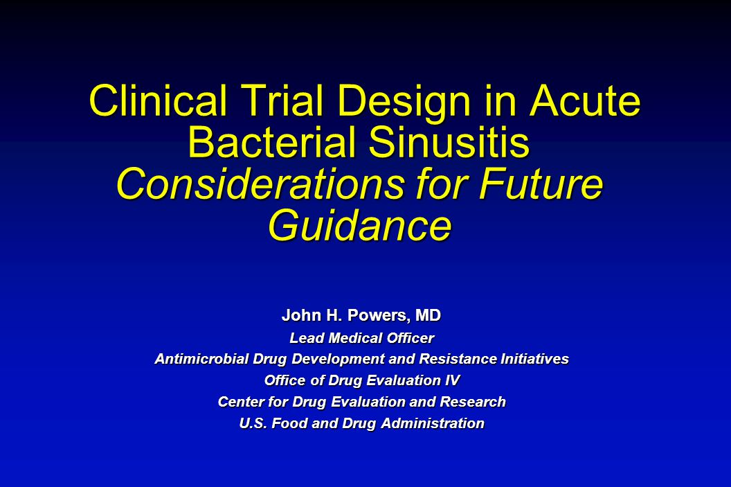 2Introduction  Re-addressing 1998 Guidance  Defining the research question in ABS trials  Considerations in clinical trials of ABS  Defining the disease and Patient population  Types of studies  Endpoints and Evaluation  Proposals for future guidance