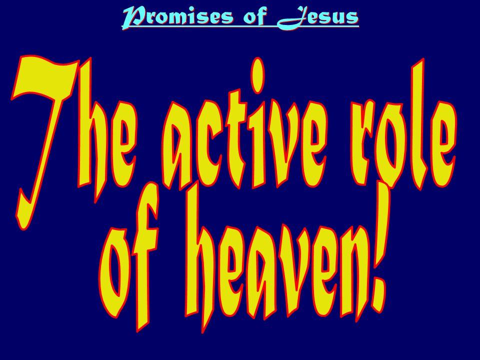 Promises of Jesus