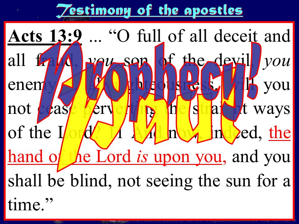 http://search.aol.com/aolcom/redir?src=image&clickedItemURN=http%3A%2F% Testimony of the apostles Acts 13:9...