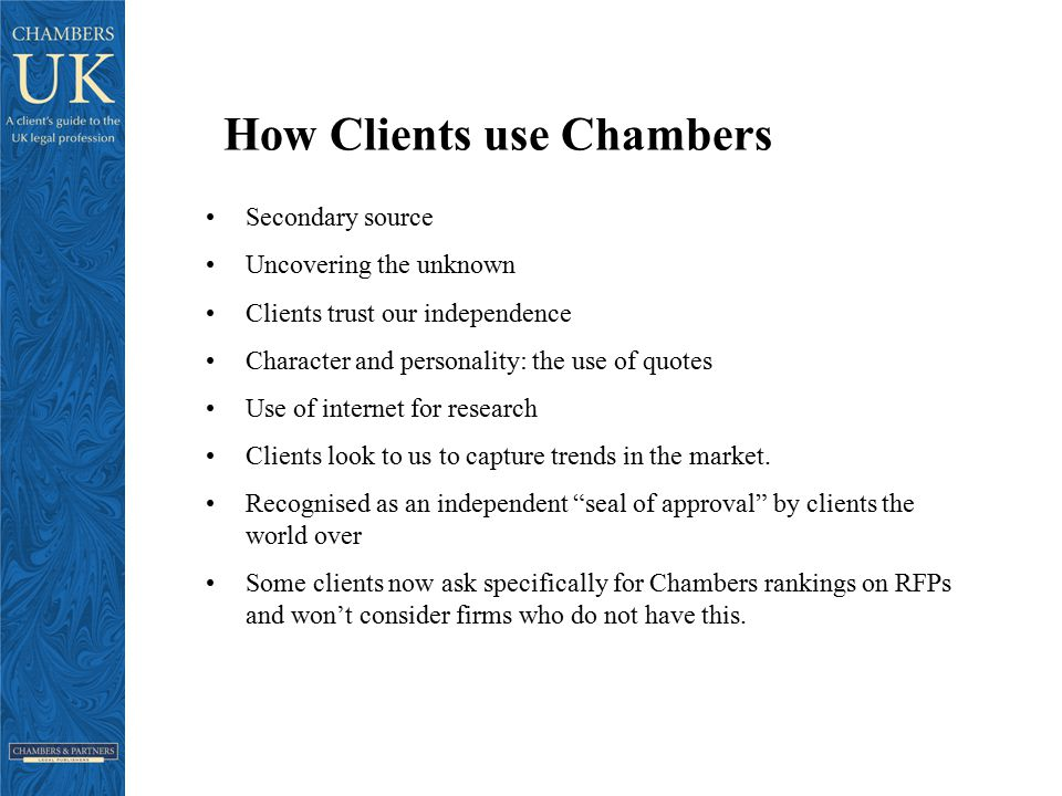 What we look for: Leading lawyers best placed to assist clients in the year ahead