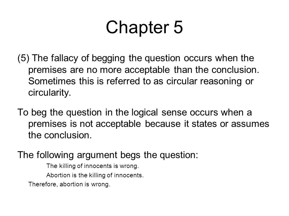 Chapter 5 The credibility of the source is important.