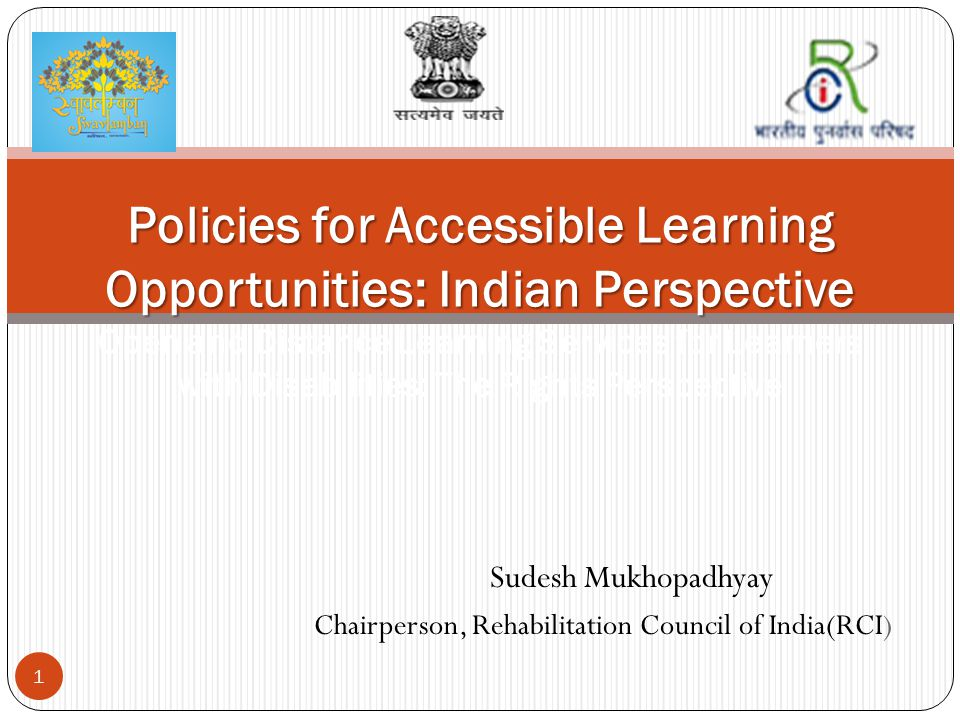 The Information Age 2  Unprecedented opportunities for persons with disabilities to participate in society  Access to knowledge, information and services  Possibility of ensuring equal opportunities for all  Inclusion and participation in society  Involvement in social, cultural, business and administrative processes