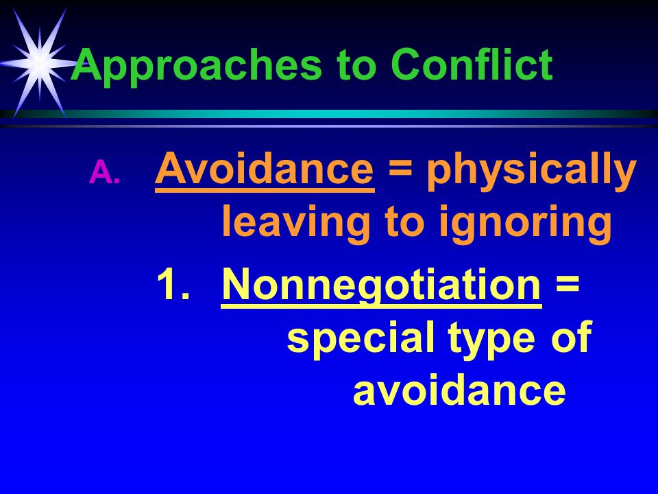 2. Relational = between the two individuals involved