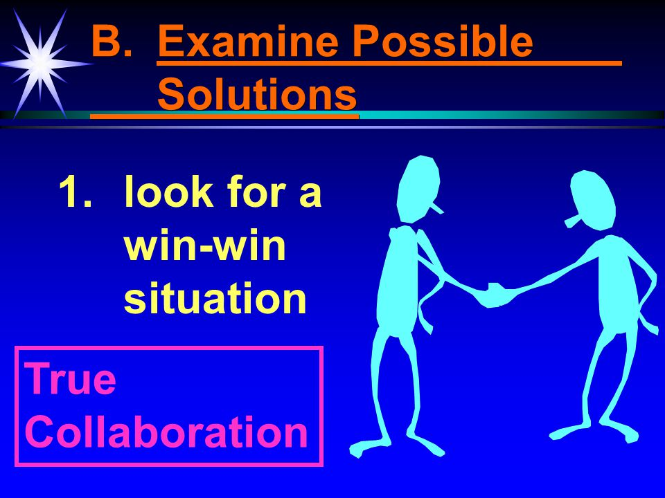 Negotiation Styles and Outcomes Win-lose- one party gets what they want, the other comes up short Lose-Lose-neither side is satisfied with the outcome