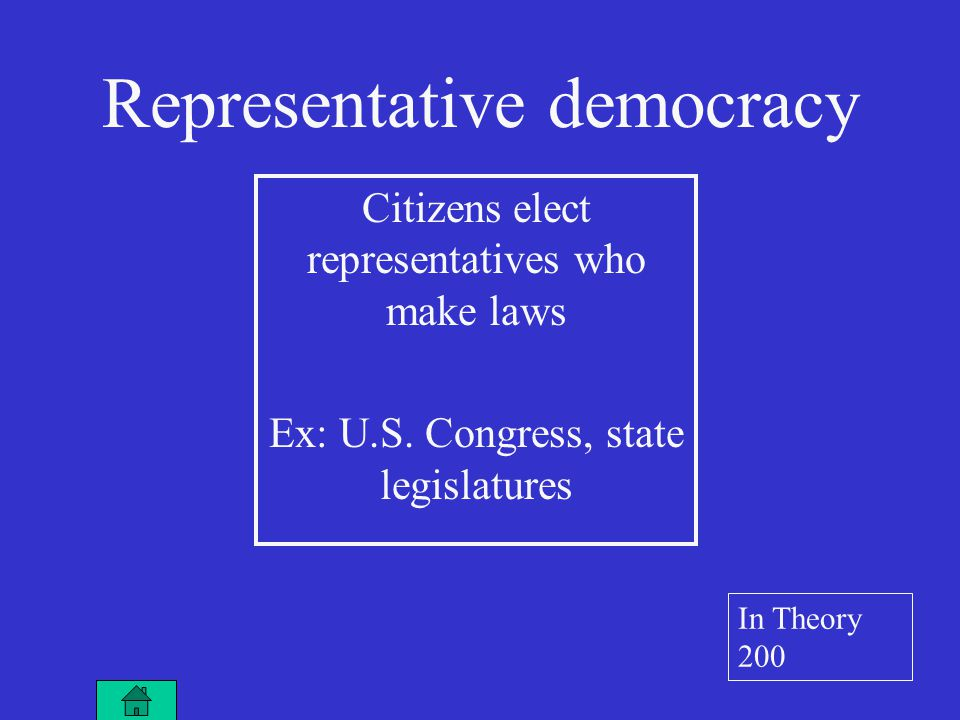 Compromise between large and small states that created a bicameral legislature with equal representation in the Senate and population- based representation in the House Great (Connecticut) Compromise Constituting 300