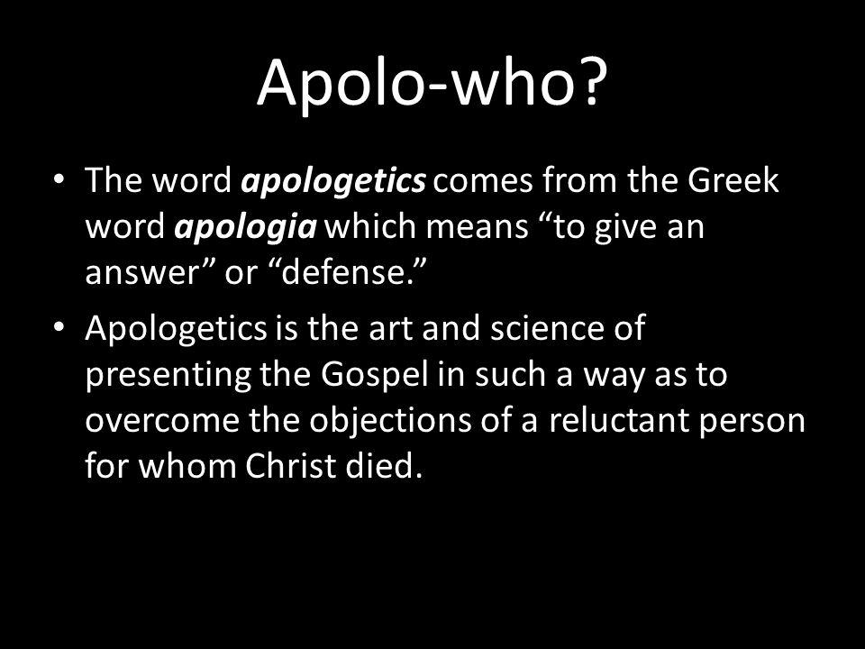 Apolo-who.