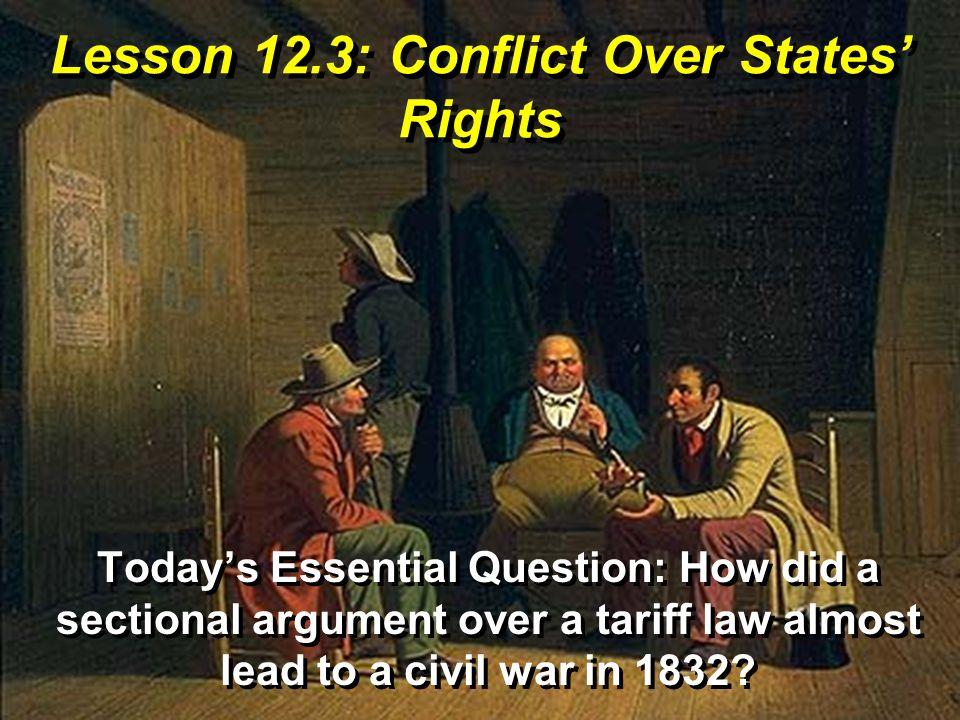 1829 Jackson took office, with Calhoun as his vice-president.