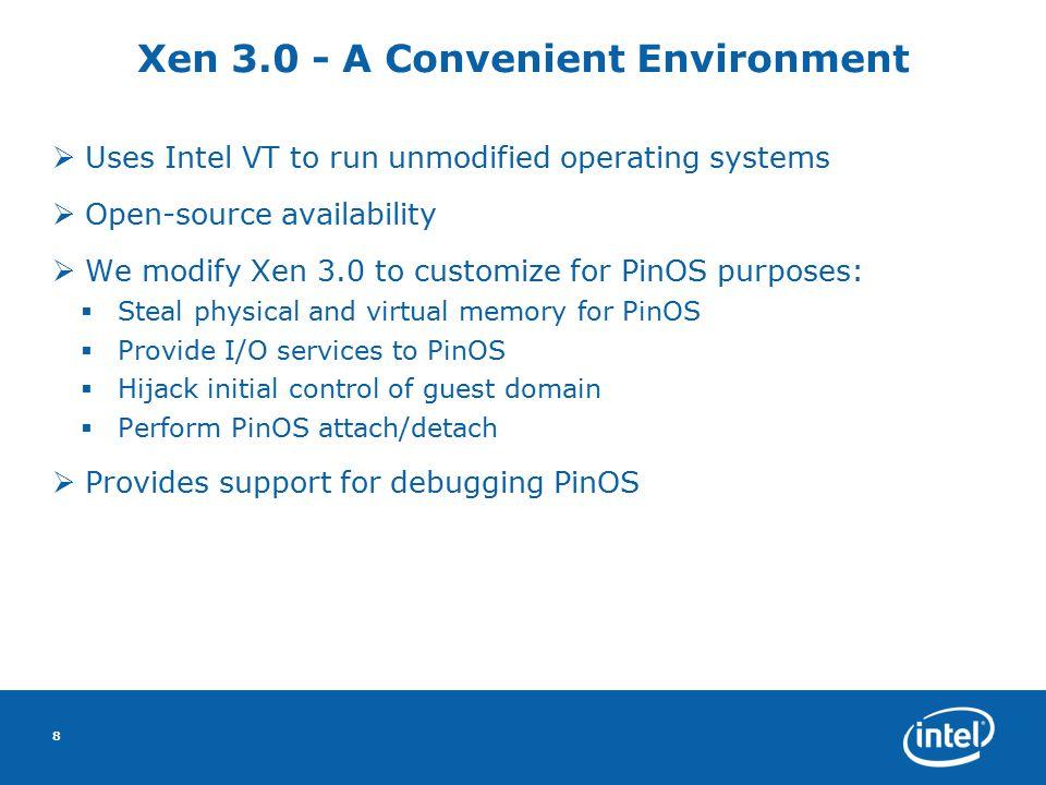 39 Irreversible Segmentation Problem Instrumentation Engine GDT A 0x10 B GDT B 0x10 GDT Selector: 0x10 Desc.
