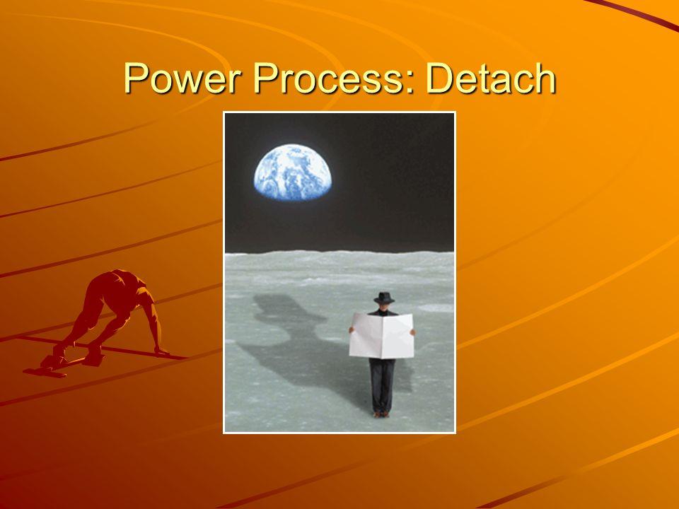 Power Process: Detach