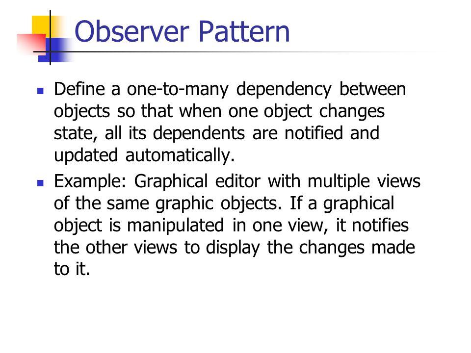 Sequence Diagrams Sequence diagrams describe interactions among classes.