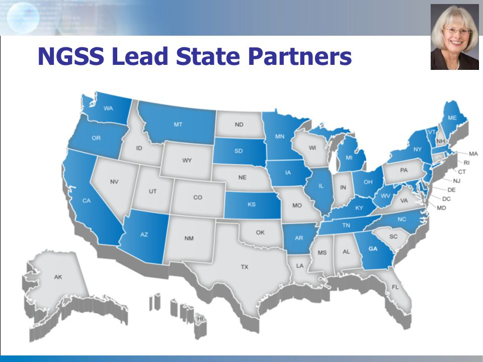 NGSS Lead State Partners