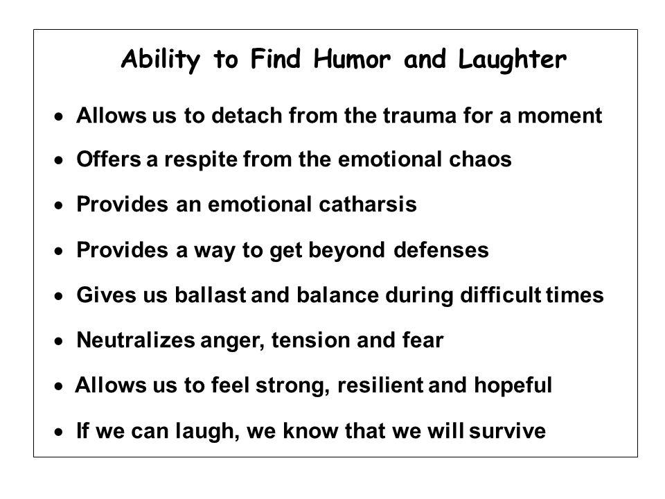 Let's laugh together