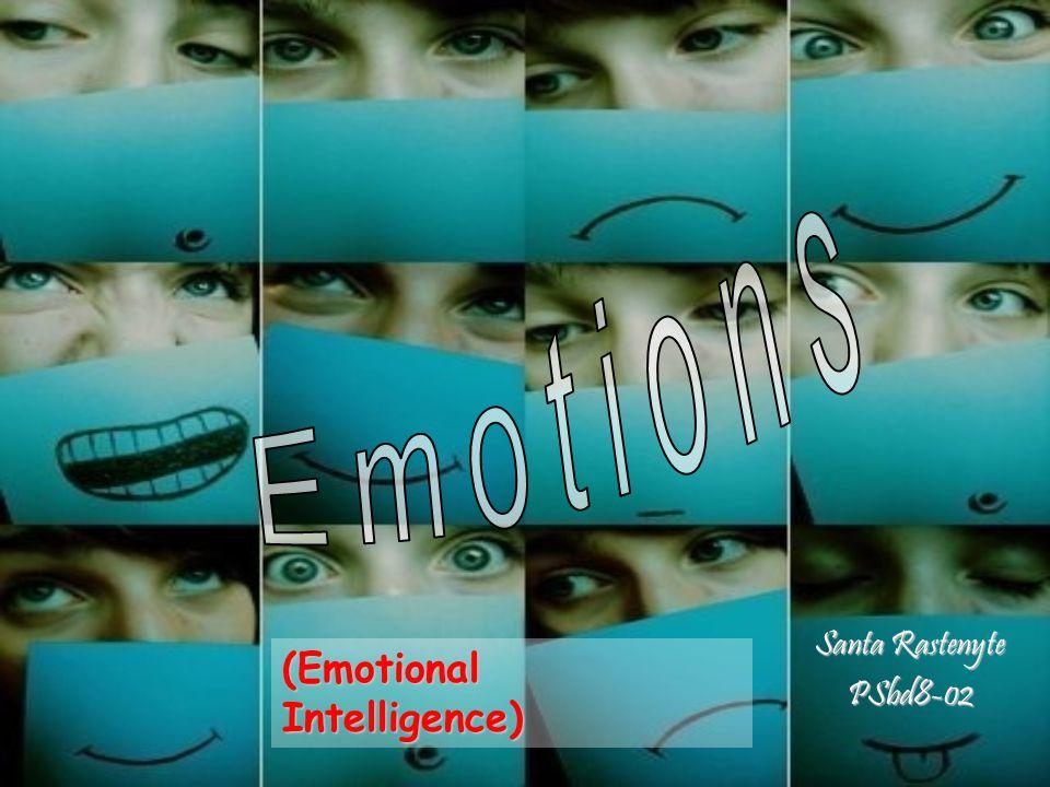 Santa Rastenyte PSbd8-02 (Emotional Intelligence)