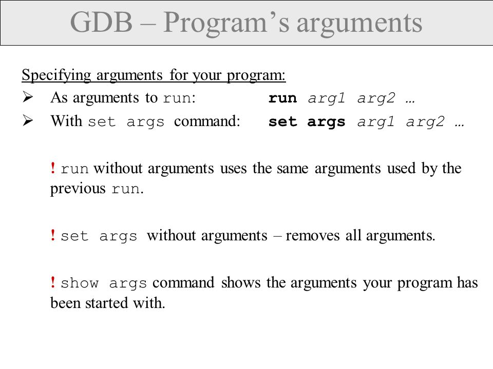 DDD – View argument field source window debugger console command tool
