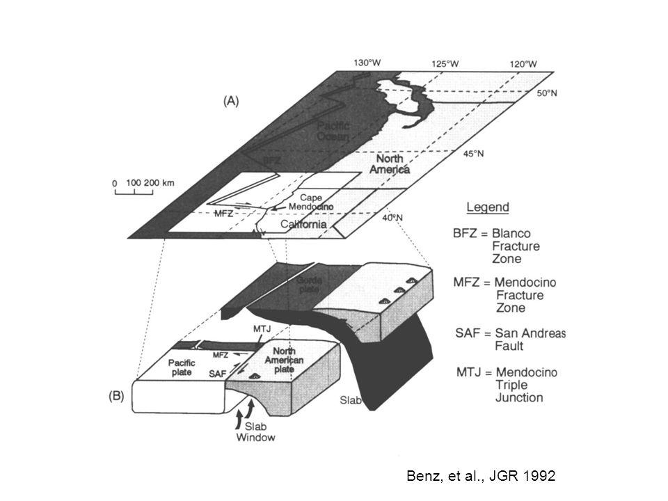Benz, et al., JGR 1992