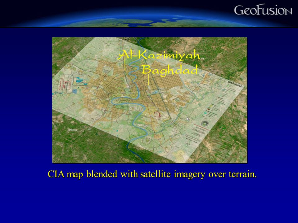 CIA map blended with satellite imagery over terrain.