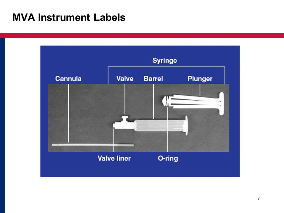 MVA Instrument Labels 7
